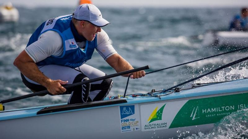 Gold Cup 2020.Finn Gold Cup Last Oceania Chance For Tokyo 2020 Ticket